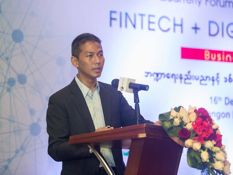 FinTech and Digital Currency: ThitsaWorks in Myanmar's Growth in the next Industrial Revolution