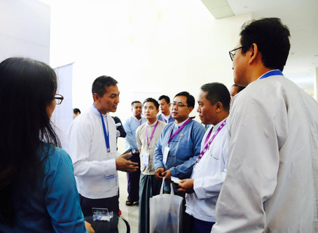 ThitsaWorks Attends e-Government Conference and ICT Exhibition 2017