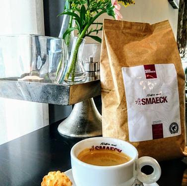 Koffie met Smaeck