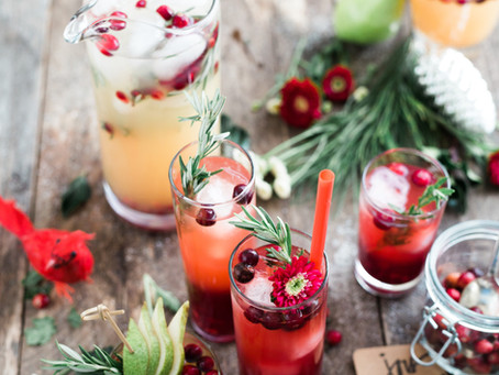 Celebrate the Season with Skinny Sips