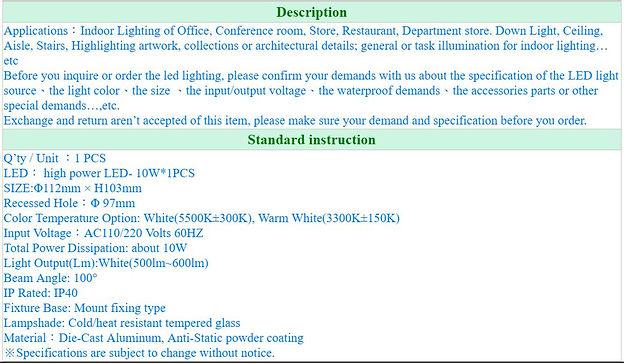 LED Down Light RMCVR006-1.JPG