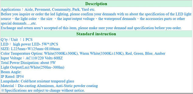 LED Recessed Wall Light RMCVRW002-1.JPG
