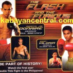 Boxing: The Flash And The Furious VCD