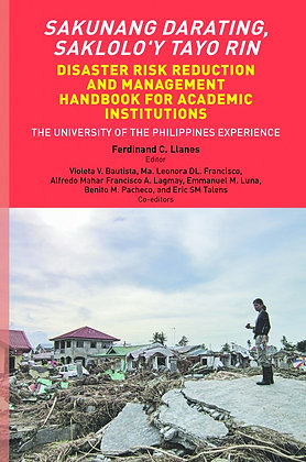 Disaster Risk Reduction And Management Handbook For Academic Institutions Book