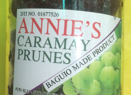 Annie's Caramay Prunes (12oz)