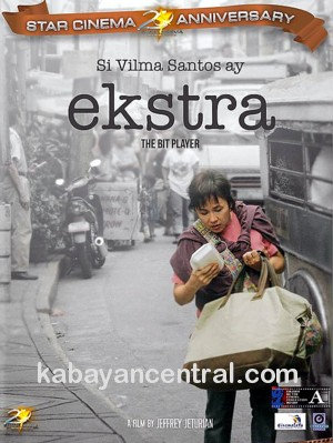 Ekstra (The Bit Player) DVD