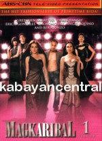 Magkaribal Vol.1 DVD