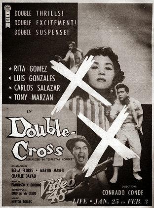 Double Cross (1960) DVD