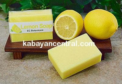 Healing Galing Lemon Soap (135g)