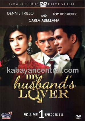 My Husband's Lover Vol.9 DVD