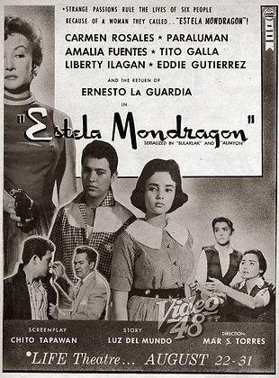Estela Mondragon (1960) DVD