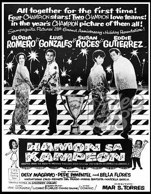 Hamon sa Kampeon (1964) DVD