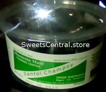 Good Shepherd Sesame Strawberry Candy (150g)