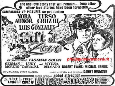 A Gift of Love (1972) DVD