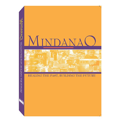 MINDANAO: Healing the Past, Building the Future DVD