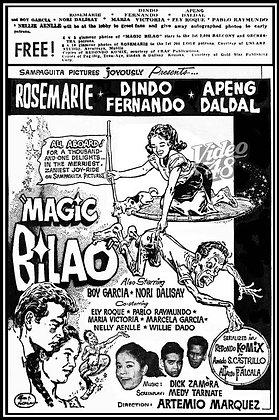 Magic Bilao (1965) DVD