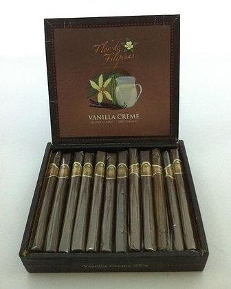Flor de Filipinas Vanilla Crème Slim Panetelas Std25