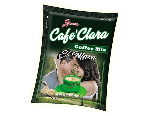 Jimm's Cafe Clara El Maca (30g x 4 sachets)