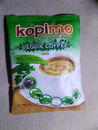 Veggie Coffee with Malunggay (14x20g)