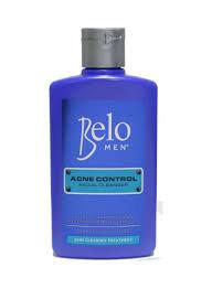 Belo Men Acne Control Facial Cleanser