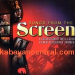 Songs From The Screen CD - Various Artists
