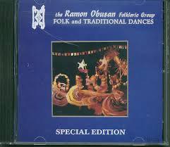 Folk & Traditional Dances (Special Ed.) - Ramon Obusan Folkloric Group