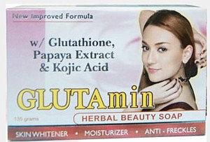 Glutamin Herbal Beauty Soap (2 x 135g)