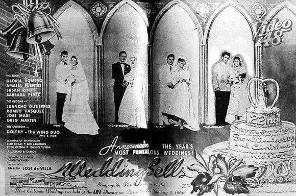 Wedding Bells (1959) DVD