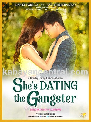 She's Dating the Gangster VCD