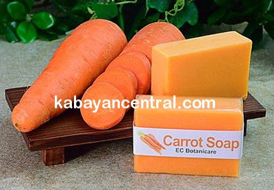 Healing Galing Carrot Soap (135g)