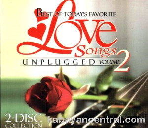 Best of Today's Favorite Love Songs Vol.2 2-CD - Various Artists