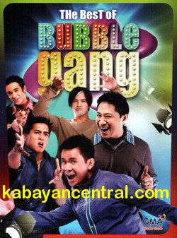 The Best Of Bubble Gang (Just Chew It!) DVD