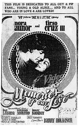 Memories of Our Love (1975) DVD
