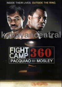 Pacquiao vs Mosley (Fight Camp 360) VCD