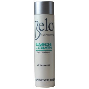 Belo Nutraceuticals Gluta+Collagen Supplement (2x60 capsules)