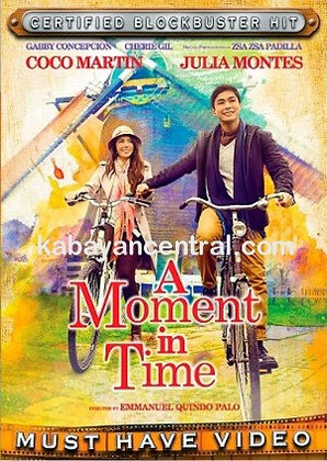 A Moment in Time DVD
