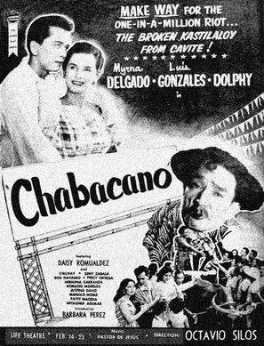 Chabacano (1956) DVD