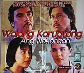 Walang Karugtong Ang Nakaraan VCD