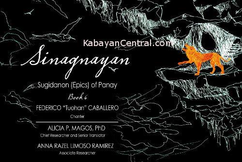 Sinagnayan: Sugidanon (Epics) of Panay Book 6