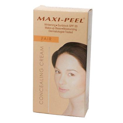 Maxi-peel Concealing Cream - Fair (3 x 25g)