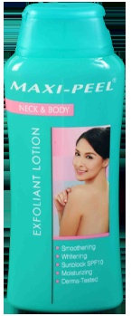 Maxi-peel Neck & Body Exfoliant Lotion (2 x 90ml)
