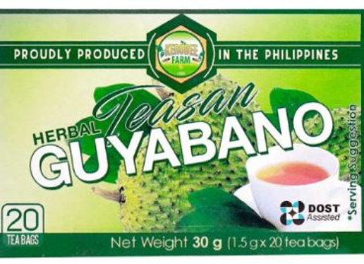 Guyabano Herbal Tea (1.5gx20 teabags)