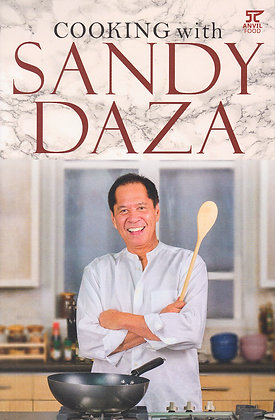Cooking with Sandy Daza Book