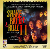 Shake, Rattle and Roll 2 VCD