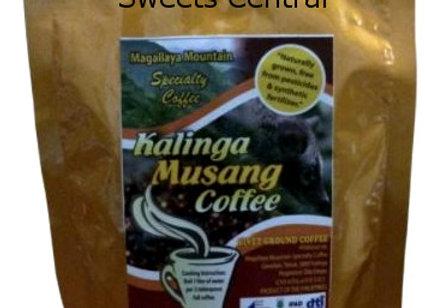 Kalinga Musang/Civet Coffee (100g)