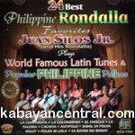 24 Best Rondalla Favorites Vol.21 CD - Juan Silos Jr