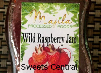 Majila Wild Raspberry Jam (285g)