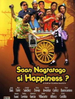 Saan Nagtatago Si Happiness? VCD