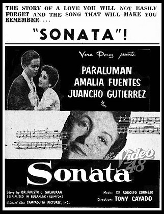 Sonata (1957) DVD