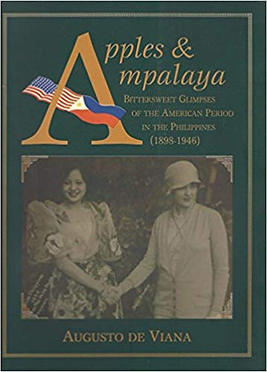 Apples and Ampalaya Book